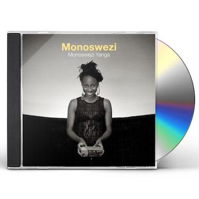 Monoswezi YANGA CD