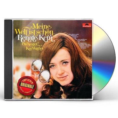 Renate Kern MEINE WELT IST SCHON CD