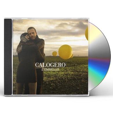 Calogero L'EMBELLIE CD