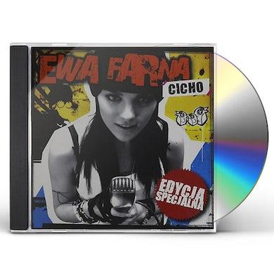 Ewa Farna CICHO CD