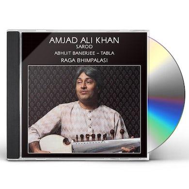 Amjad Ali Khan RAGA BHIMPALASKI CD