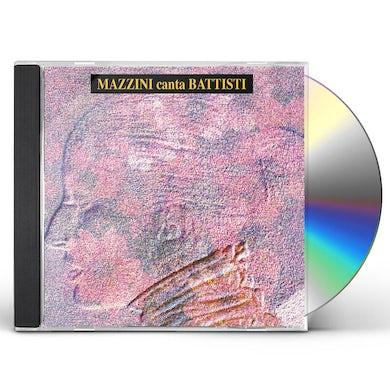 Mina MAZZINI CANTA BATTISTI CD