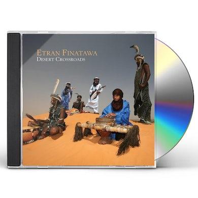 Etran Finatawa DESERT CROSSROADS CD
