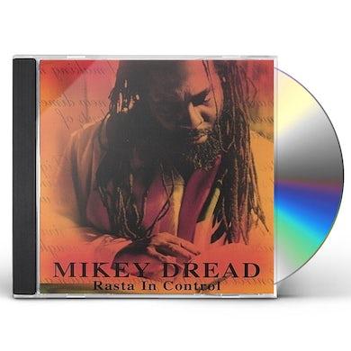 Mikey Dread RASTA IN CONTROL CD