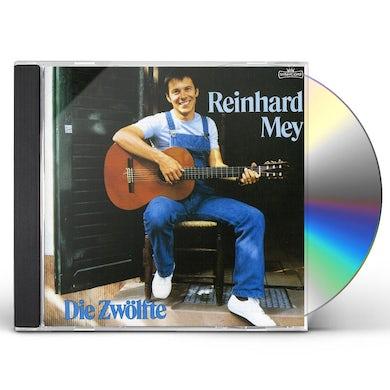 Reinhard Mey DIE ZWOLFTE CD