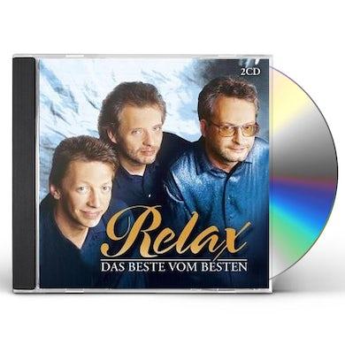 Relax DAS BESTE VOM BESTEN CD