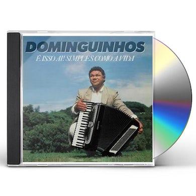 Dominguinhos E ISSO AI SIMPLES COMO A VIDA CD