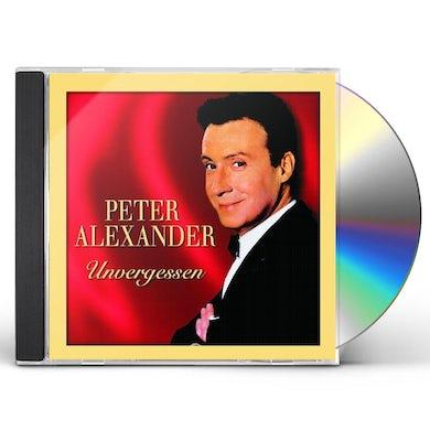 Peter Alexander UNVERGESSEN CD