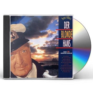 Hans Albers DER BLONDE HANS: SEINE GROSSTEN ERFOLGE CD