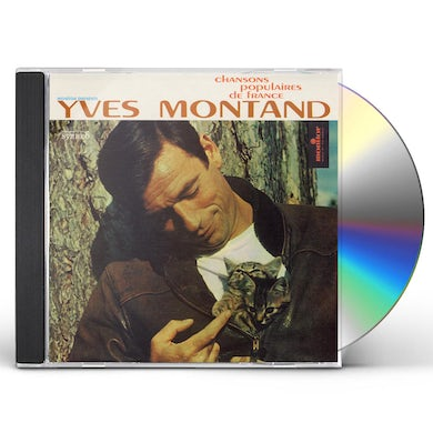 CHANSONS POPULAIRES DE FRANCE: YVES MONTAND CD