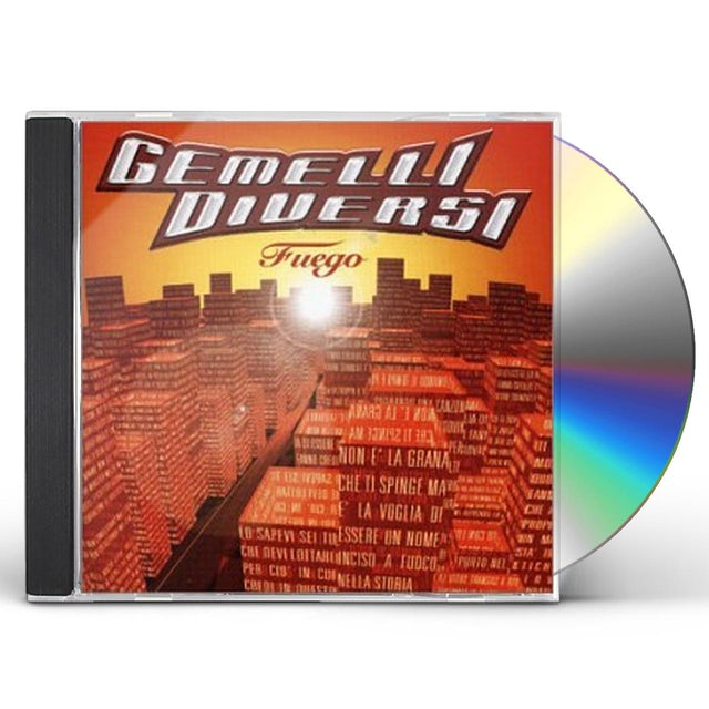 Gemelli Diversi FUEGO CD