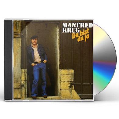 Manfred Krug DA BIST DU JA CD