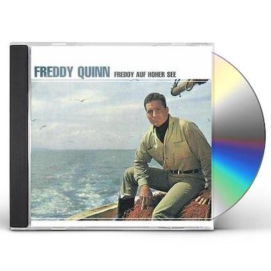 FREDDY AUF HOHER SEE CD