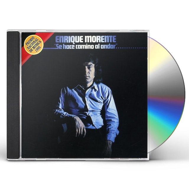 Enrique Morente SE HACE CAMINO AL ANDAR CD