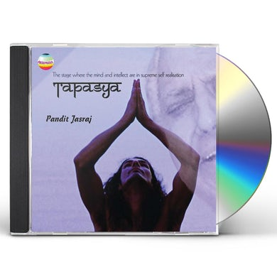 Pandit Jasraj TAPASYA 1 CD