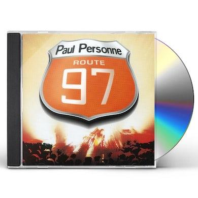 Paul Personne ROUTE 97 CD