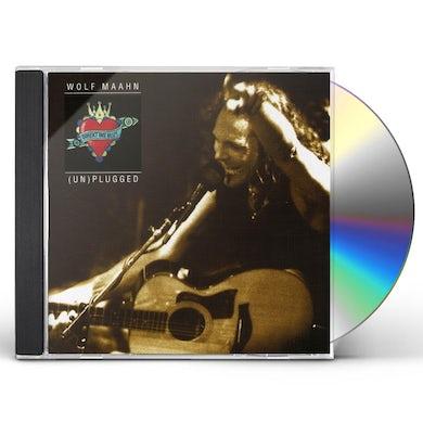 Wolf Maahn DIREKT INS BLUT: UNPLUGGED CD