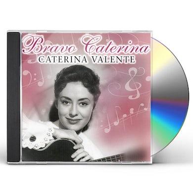 Caterina Valente BRAVO CATERINA CD