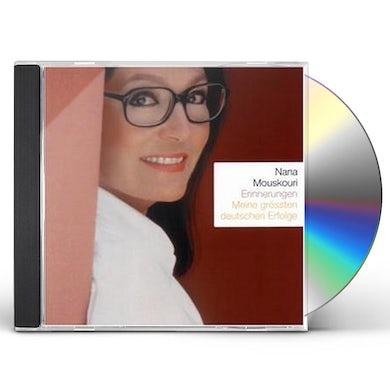 Nana Mouskouri ERINNERUNGEN CD