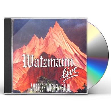 Wolfgang Ambros WATZMANN LIVE CD