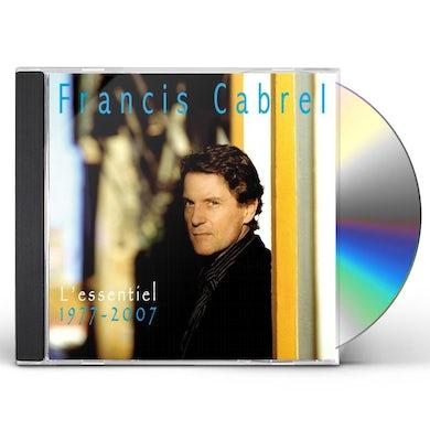 Francis Cabrel ESSENTIEL CD