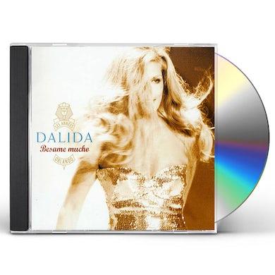 Dalida BESAME MUCHO CD