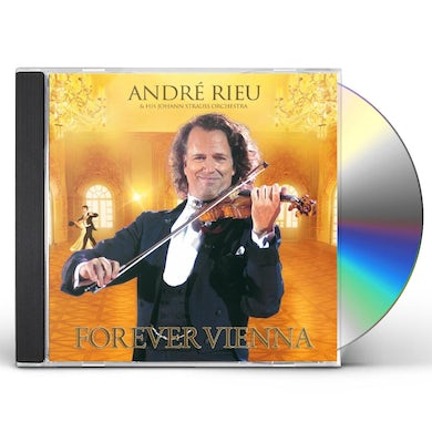 Andre Rieu FOREVER VIENNA CD