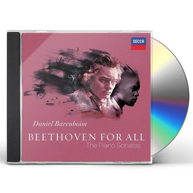 Daniel Barenboim BEETHOVEN FOR ALL: PIANO SONATAS CD