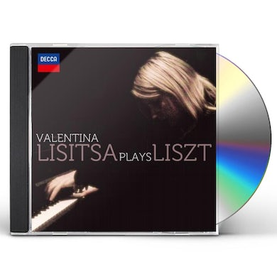 VALENTINA LISITSA PLAYS LISZT CD
