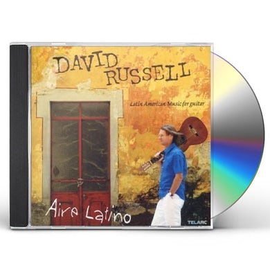 David Russell AIRE LATINO CD