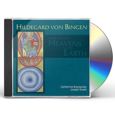 Hildegard von Bingen MARRIAGE OF THE HEAVENS & THE EARTH CD