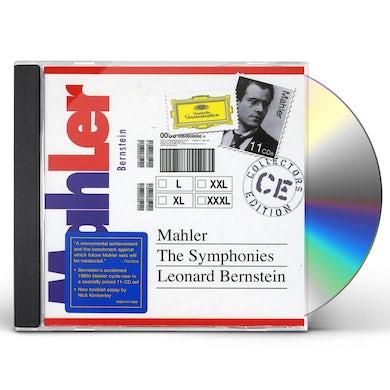 Mahler SYMPHONIES CD
