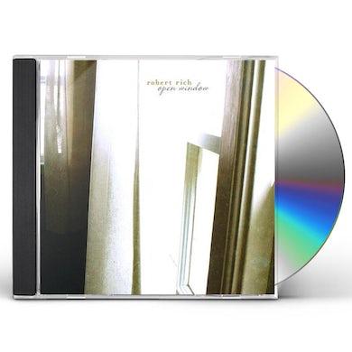 Robert Rich OPEN WINDOW CD