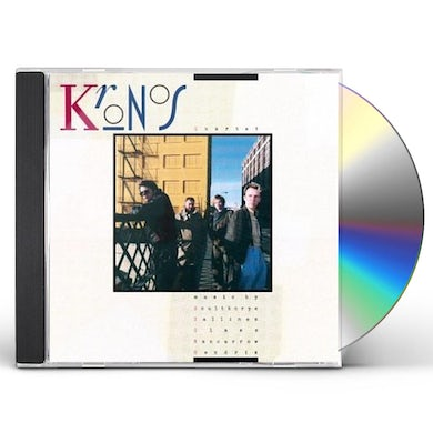Kronos Quartet MUSIC OF GLASS HENDRIX & OTHERS CD