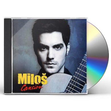 Milos Karadaglic CANCION CD
