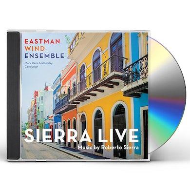Eastman Wind Ensemble SIERRA LIVE CD