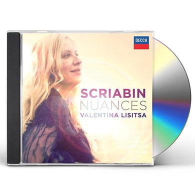 Valentina Lisitsa SCRIABIN - NUANCES CD