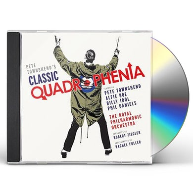 Pete Townshend CLASSIC QUADROPHENIA CD