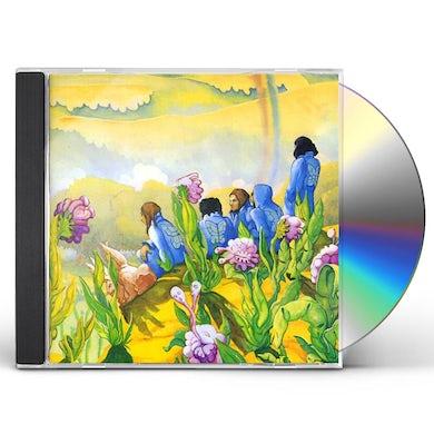 Harmonium LES CINQ SAISONS CD