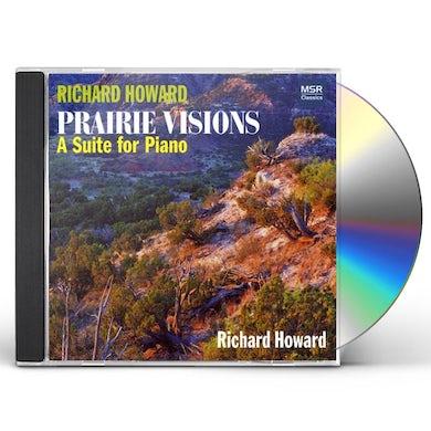 Richard Howard PRAIRIE VISIONS CD