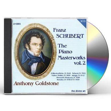Schubert PIANO MASTERWORKS 2 CD