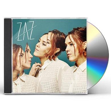 Zaz EFFET MIROIR CD