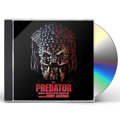 Henry Jackman PREDATOR (ORIGINAL MOTION PICTURE SOUNDTRACK) CD