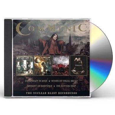 Communic NUCLEAR BLAST RECORDINGS CD