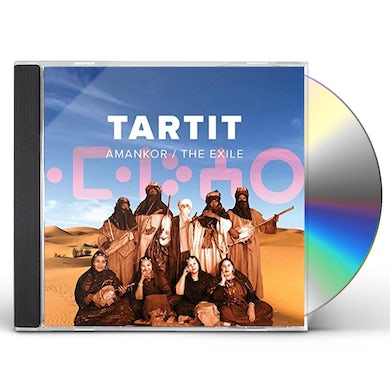 Tartit AMANKOR / THE EXILE CD