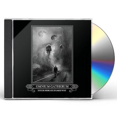 Omnium Gatherum STUCK HERE ON SNAKES WAY (REISSUE MINT PACK) CD