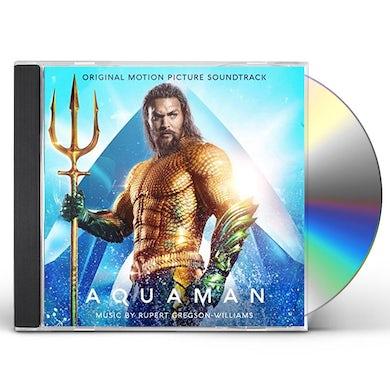 Rupert Gregson-Williams AQUAMAN / Original Soundtrack CD