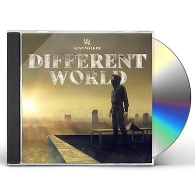 Alan Walker DIFFERENT WORLD CD