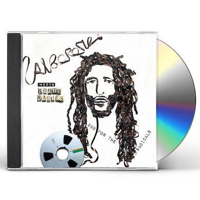 ALBOROSIE MEETS ROOTS RADICS - DUB FOR THE RADICAL CD
