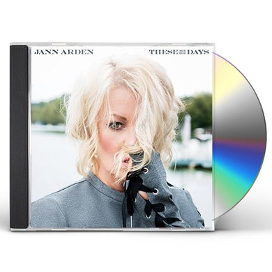 Jann Arden THESE ARE THE DAYS CD